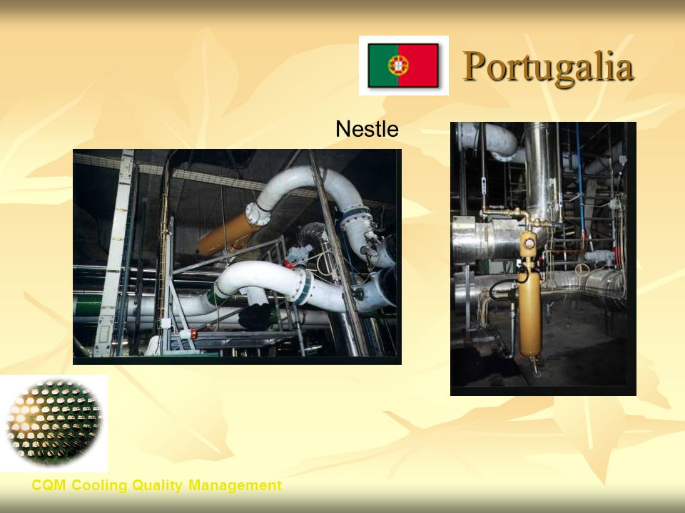 Portugalia Nestle