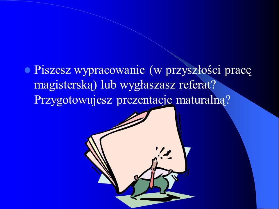 Przykład Hrabal B: Auteczko.2003. ISBN 83 – 240 – 0274 – X.