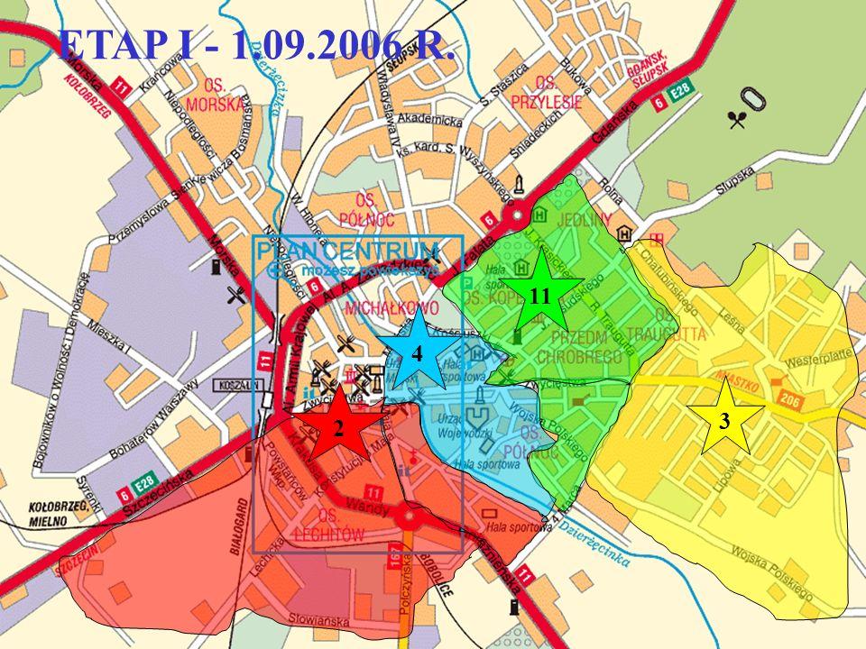 ETAP I - 1.09.2006
