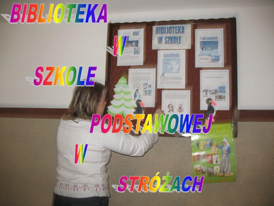 Biblioteka organizuje również konkursy patriotyczne 2009/10
