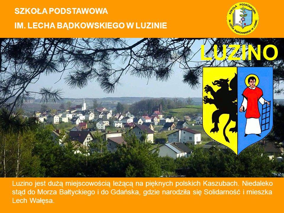 Luzino jest dużą miejscowością leżącą na pięknych polskich Kaszubach.
