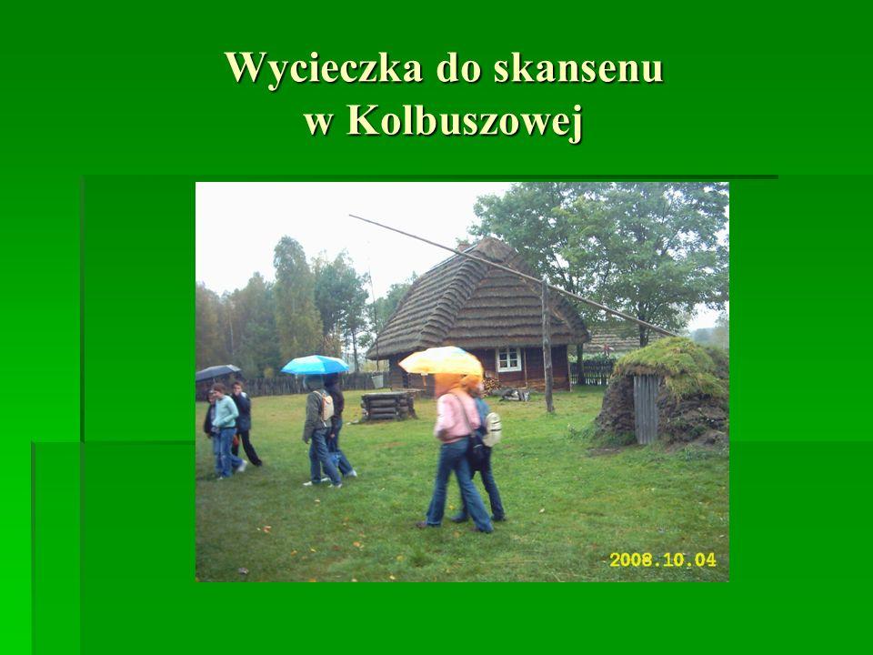 Wycieczka do skansenu w Kolbuszowej