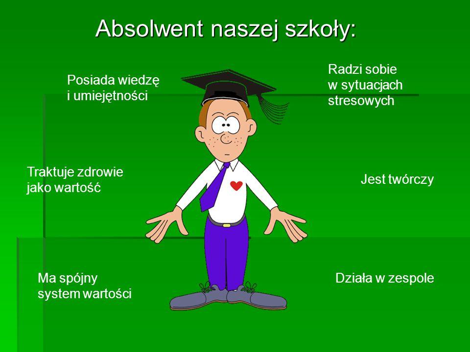 Promocja szkoły !!.