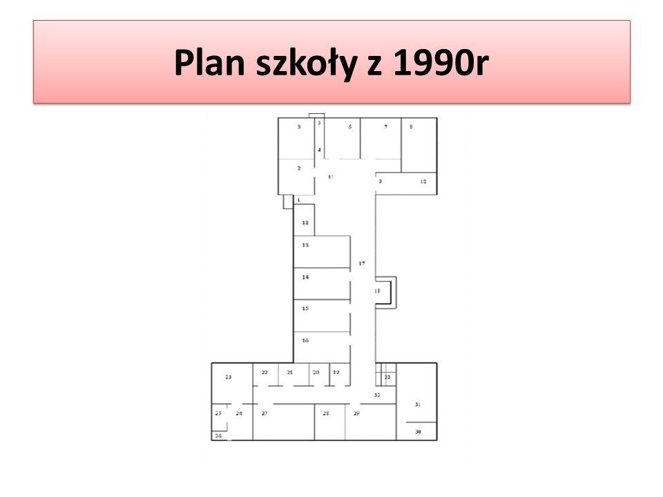 PIERWSZA ROZBUDOWA W roku szkolny 1986/87 rozbudowano szkołę. Budowę nowego obiektu rozpoczęto w czerwcu 1987r. Placówkę wyposażono w centralne ogrzew