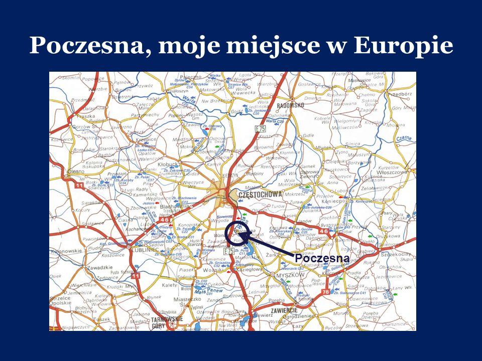 Poczesna, rys historyczny Dzieje gminy Poczesna sięgają odległych czasów.