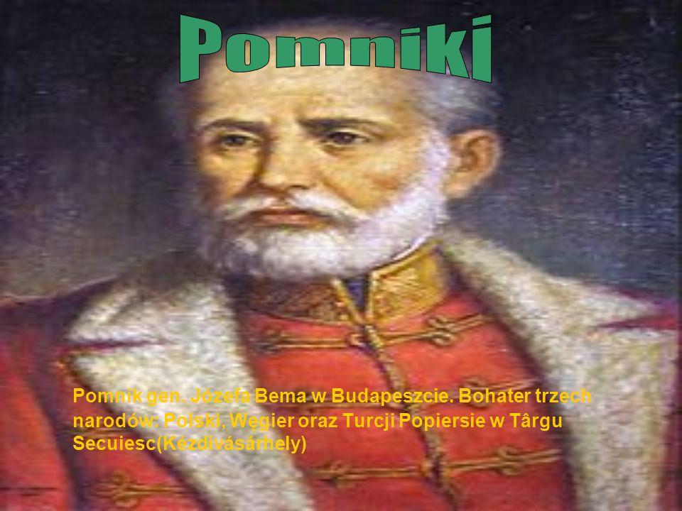 Józef Bem został absolwentem Nowodworka.