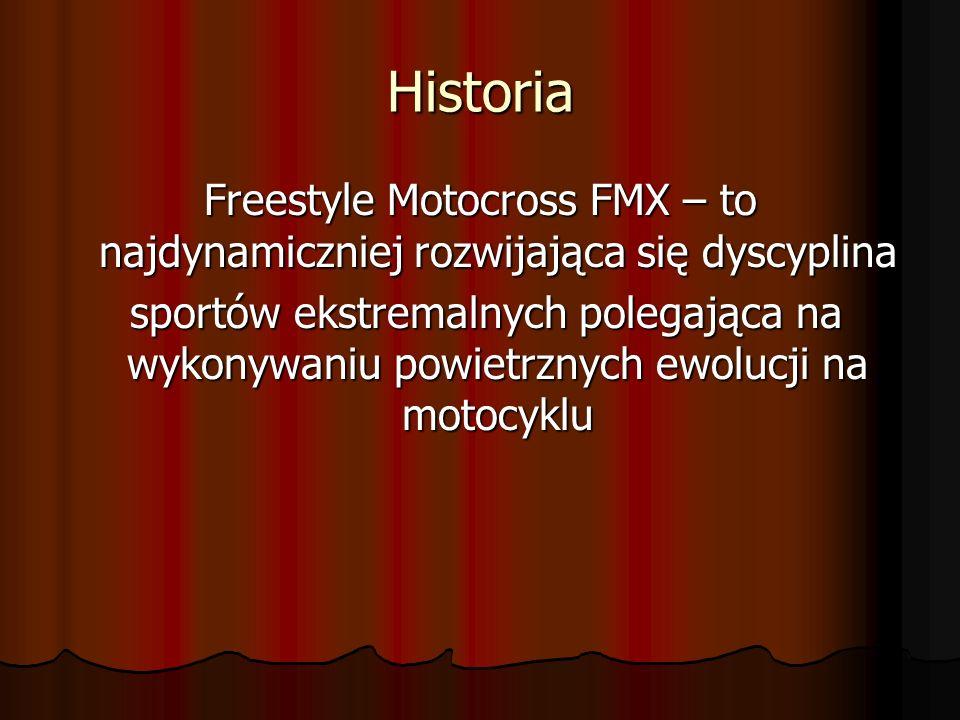 Freestyle Motocross Gwiazdy Fakty i Mity