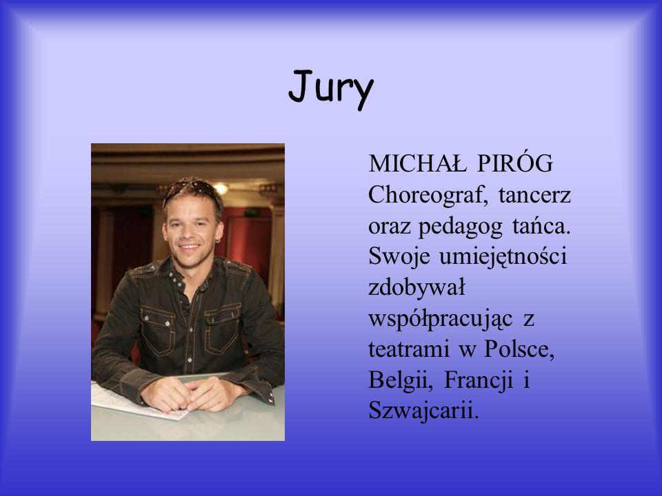 Jury WERONIKA MARCZUK-PAZURA Prowadzi kancelarię radców prawnych, która specjalizuje się w prawie autorskim i prasowym. Pochodzi z Kijowa, gdzie ukońc