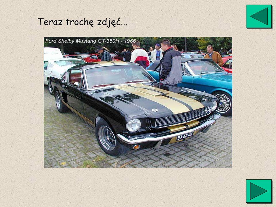 Teraz coś o mnie...Moim ulubionym samochodem jest Ford Mustang, lubię również motory.