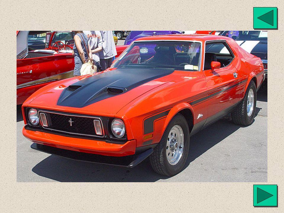 Najszybszy Ford Mustang...