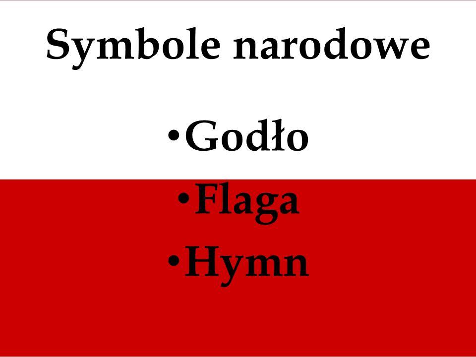 Godło Godło państwowe to wizerunek będący symbolem określonego państwa, umieszczany na fladze państwowej, pieczęciach państwowych i monetach.