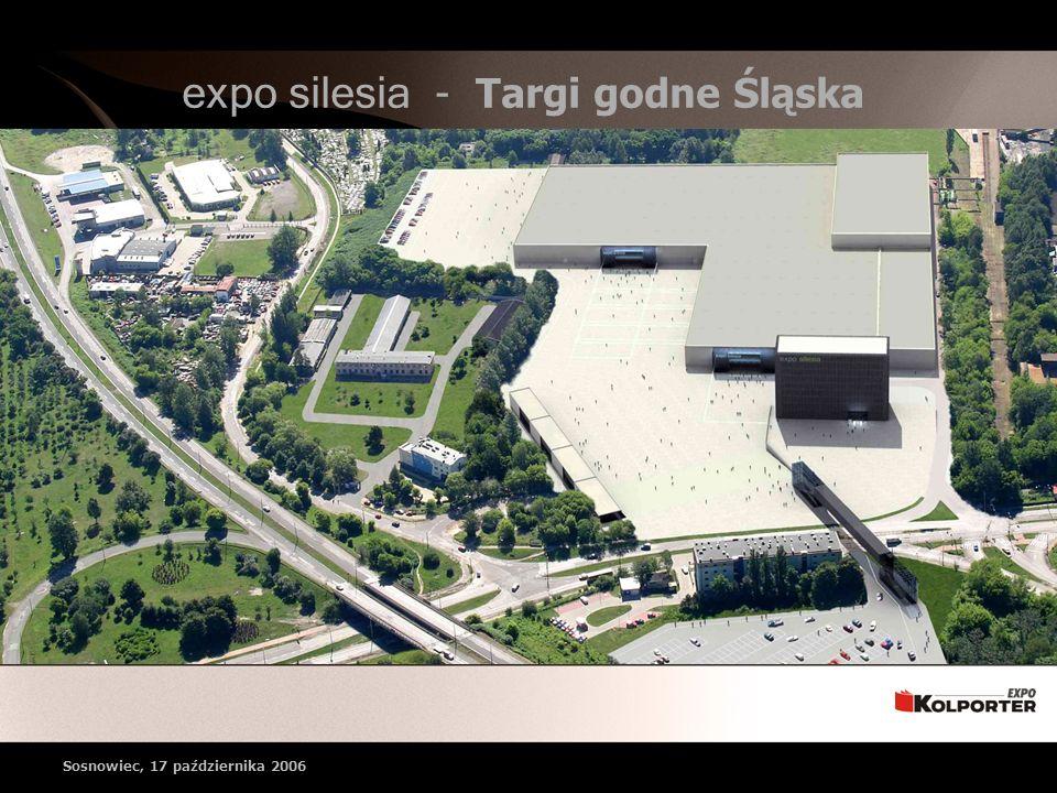 expo silesia - Targi godne Śląska Sosnowiec, 17 października 2006