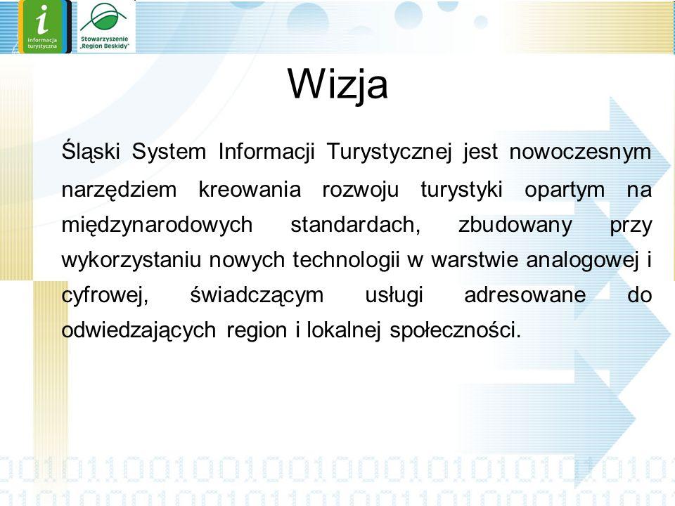 Role poszczególnych partnerów - BK użytkowanie przekazanej pomocy (w ramach komponentu analogowego i cyfrowego); opracowywanie rocznych planów dystrybucji materiałów informacyjno – promocyjnych, a co za tym idzie również dystrybucja tych materiałów; wskazanie lokalizacji infokiosków (nieodpłatnie przekazanych w ramach projektu), a także dokonanie wszystkich uzgodnień formalnych związanych z instalacją infokiosków, w oparciu o przekazaną przez ŚOT dokumentację techniczną; jednocześnie zaznaczyć należy że beneficjenci końcowi zobowiązani będą do: pokrycia kosztów ubezpieczenia otrzymanego nieodpłatnie analogowego i cyfrowego wyposażenia, pokrycia kosztów napraw pogwarancyjnych, a także utrzymania trwałości projektu – czyli utrzymania działalności punktów informacji turystycznych oraz infokiosków (jeśli dotyczą) przez okres 5 lat od zakończenia i rozliczenia finansowego projektu.