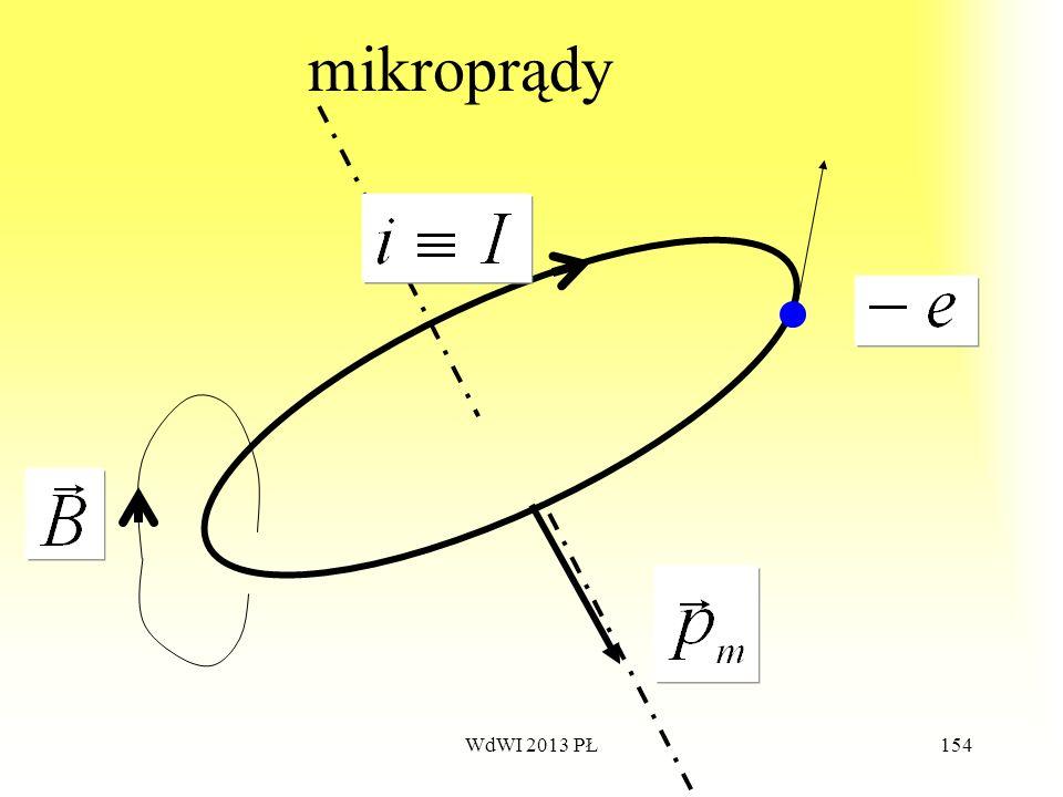 WdWI 2013 PŁ154 mikroprądy