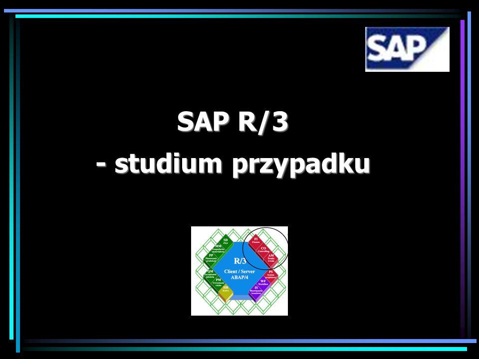 KORZYŚCI Zintegrowane Systemy Informatyczne (ZSI) klasy MRP/ERP 1.Centralna baza danych wspólna dla wszystkich podsystemów. 2.Brak konieczności ponown