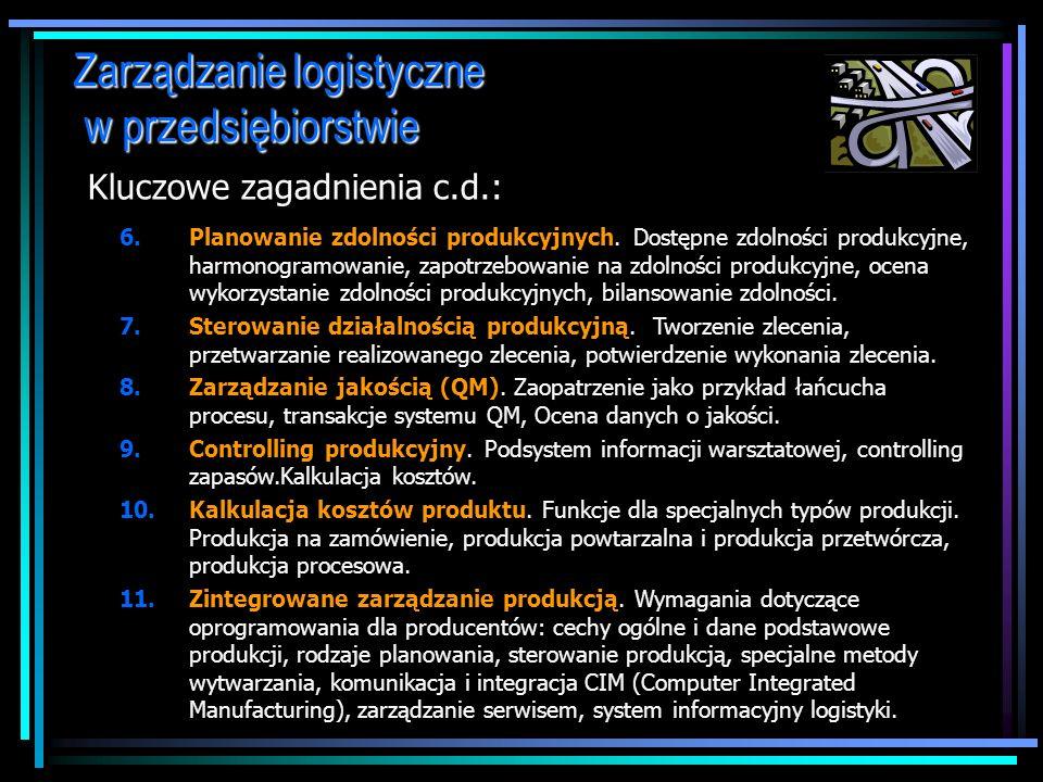 Kluczowe zagadnienia: dr Marian Krupa 1.Struktury organizacyjne. Podstawowe jednostki organizacyjne, jednostki organizacyjne wykorzystywane podczas pl