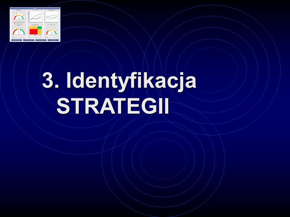 3. Identyfikacja STRATEGII
