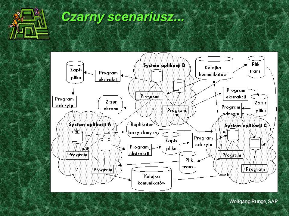 Wolfgang Runge, SAP Czarny scenariusz...