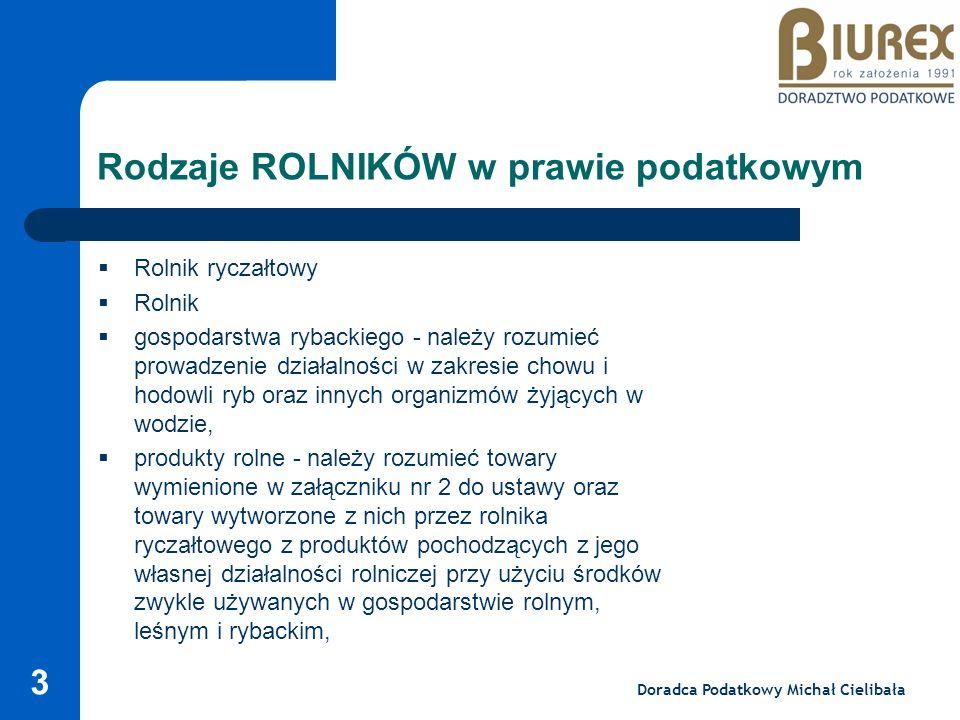 Płatnik VAT Od 1 kwietnia 2011 r.