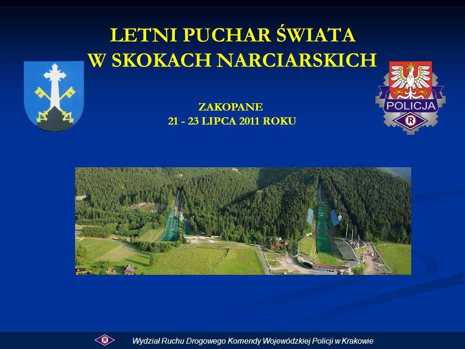 Program Letniego Pucharu Świata Zakopane 2011 21.07.2011 r.