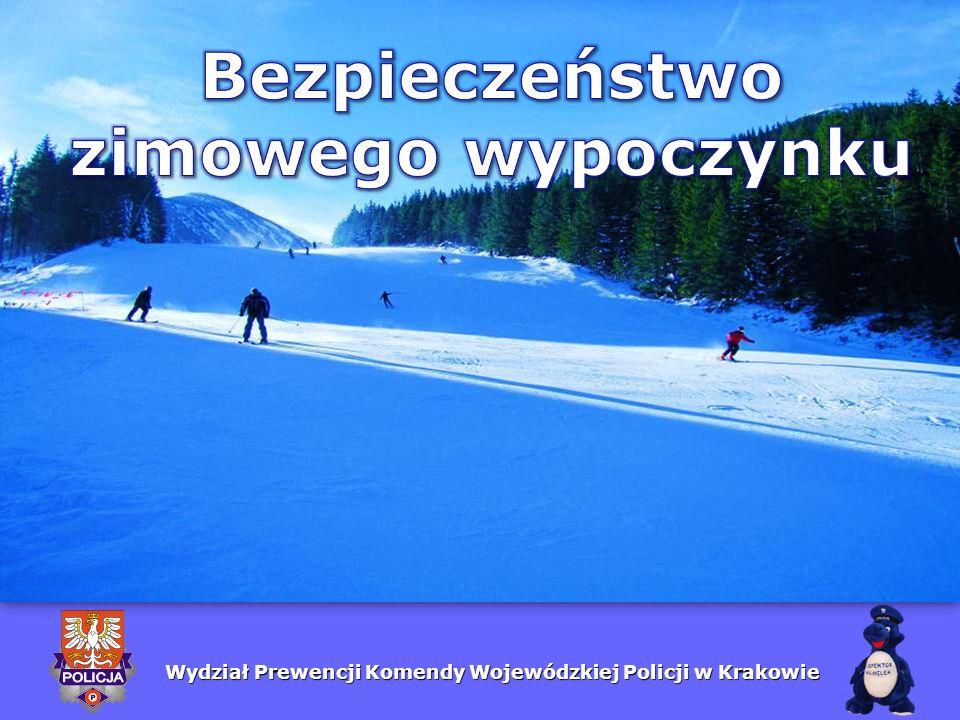 Wydział Prewencji Komendy Wojewódzkiej Policji w Krakowie
