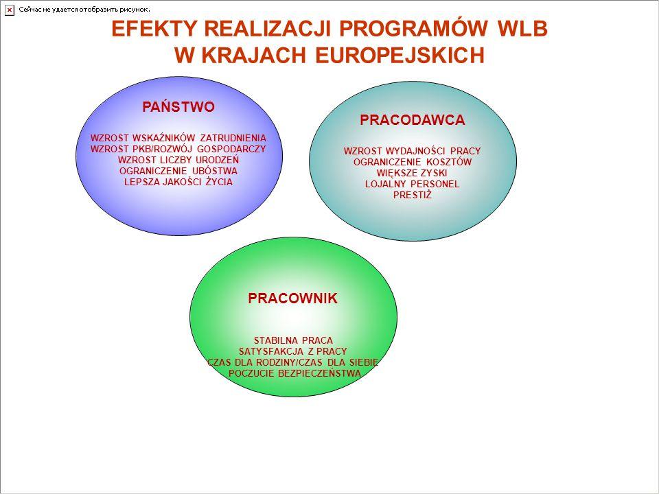 Polska jest na początku tworzenia i wdrażania do praktyki rozwiązań ułatwiających godzenie życia zawodowego z rodzinnym Jaki model wybrać.
