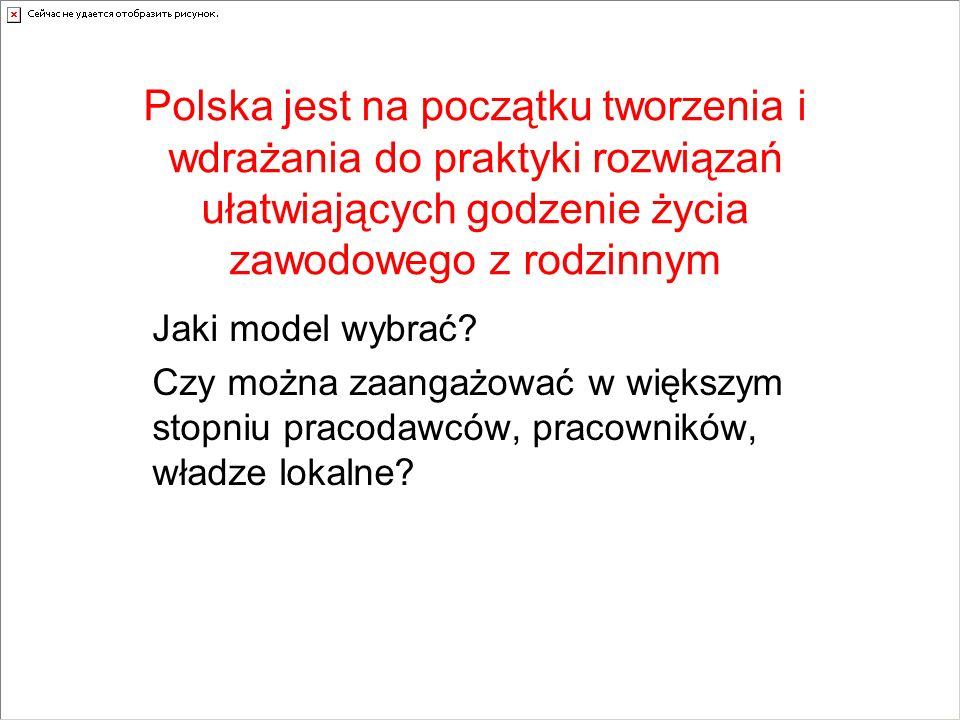 Jak wskazują działania podjęte przez Urząd Miasta w Białymstoku, istnieje możliwość uelastycznienia pracy publicznych placówek opieki nad dziećmi bez ponoszenia dodatkowych kosztów.