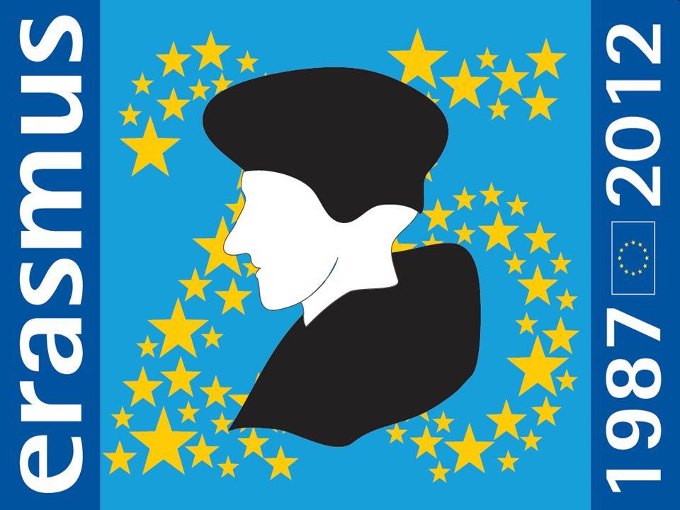 Erasmus jest programem dla uczelni, ich studentów i pracowników.
