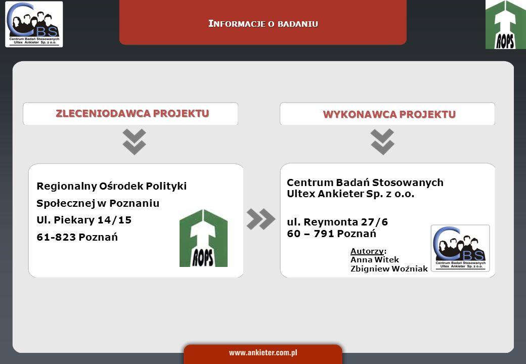 OSOBY-GRUPY-SPOŁECZNOŚCI, ZA KTÓRE SAMORZĄD WOJEWÓDZTWA NIE POWINIEN BRAĆ ODPOWIEDZIALNOŚCI W POLITYCE SPOŁECZNEJ Wywiady z decydentami wojewódzkimi Wywiady z osobami reprezentującymi instytucje samorządowe powiatów województwa wielkopolskiego