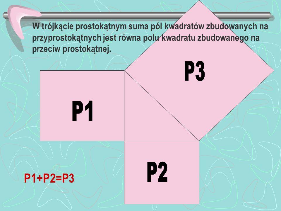 Lekcja matematyki Temat:Twierdzenie Pitagorasa Marcin Ziemkiewicz klasa IIIb