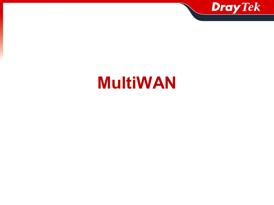 MultiWAN