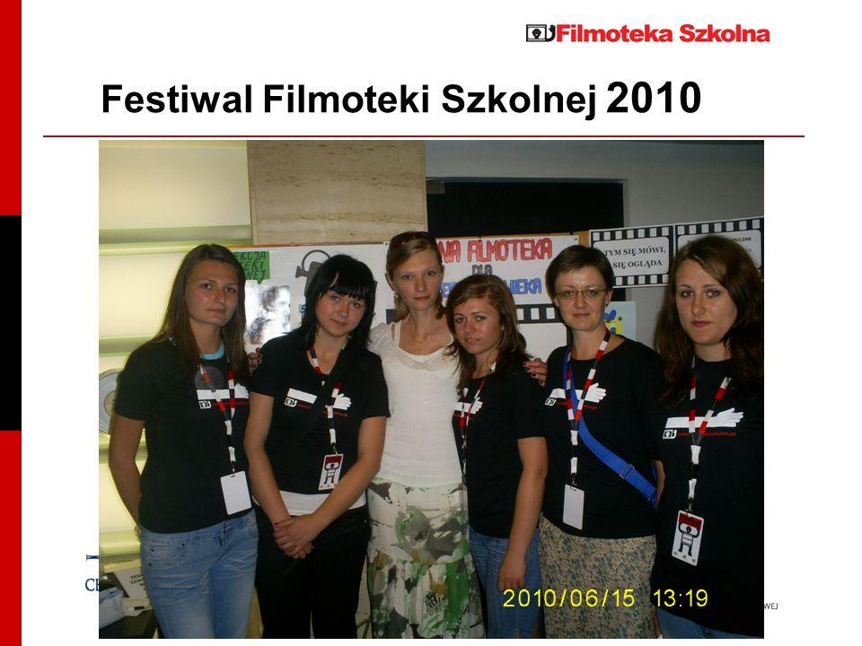 Festiwal Filmoteki Szkolnej 2010