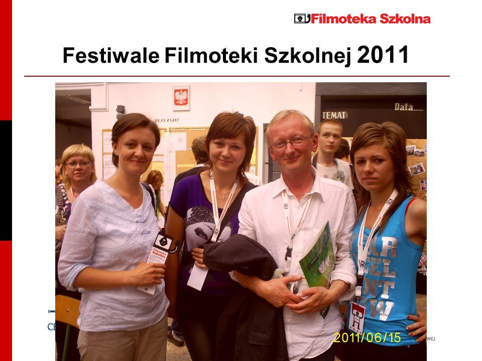 Festiwal Filmoteki Szkolnej 2011