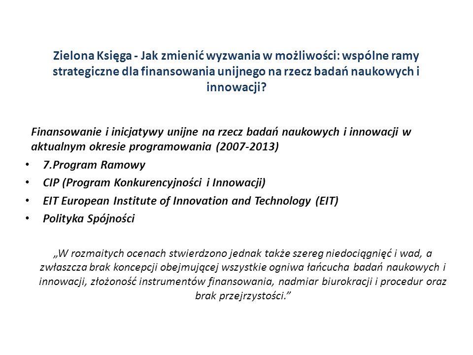 3 filary Horizon2020 24 418 mln EUR 31 748 mln EUR 17 938 mln EUR 1.