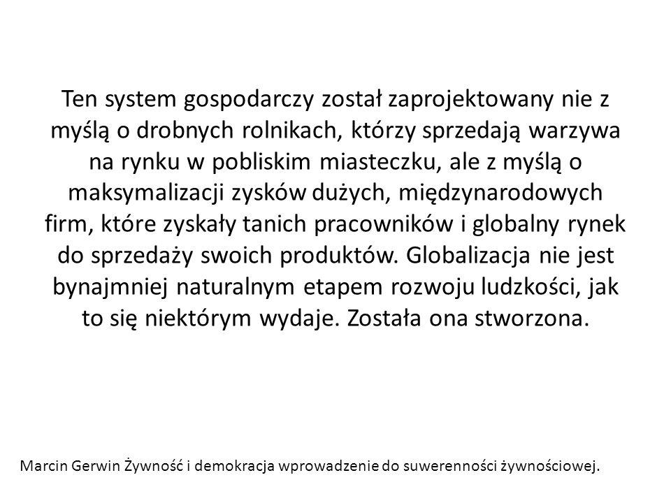 Ważą się losy całego ustroju rolnictwa polskiego.
