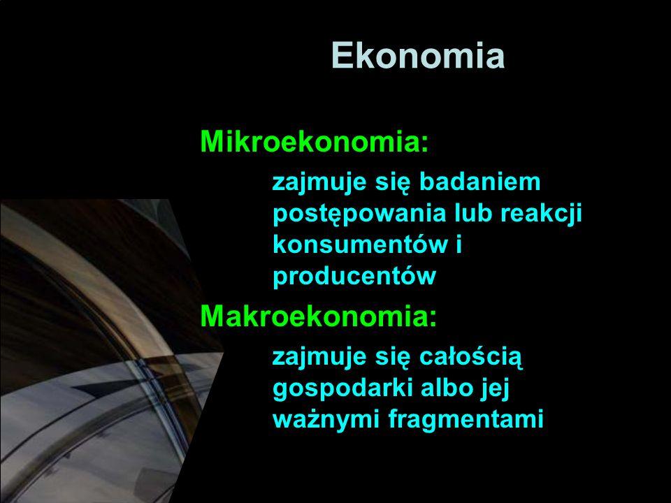 Ź ródła bł ę dów w badaniach ekonomicznych Problem wyizolowania Przypadkowość czy związek przyczynowo-skutkowy Całość czy część całości (błąd kompozycji) Subiektywizm Specyfika życia społecznego Ceteris paribus