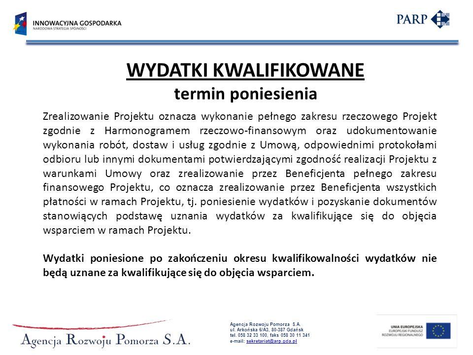 Agencja Rozwoju Pomorza S.A. ul. Arkońska 6/A3, 80-387 Gdańsk tel. 058 32 33 100, faks 058 30 11 341 e-mail: sekretariat@arp.gda.plsekretariat@arp.gda