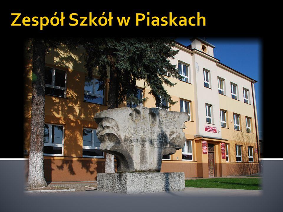 Zespół Szkół w Piaskach 2011 Liceum Ogólnokształcące