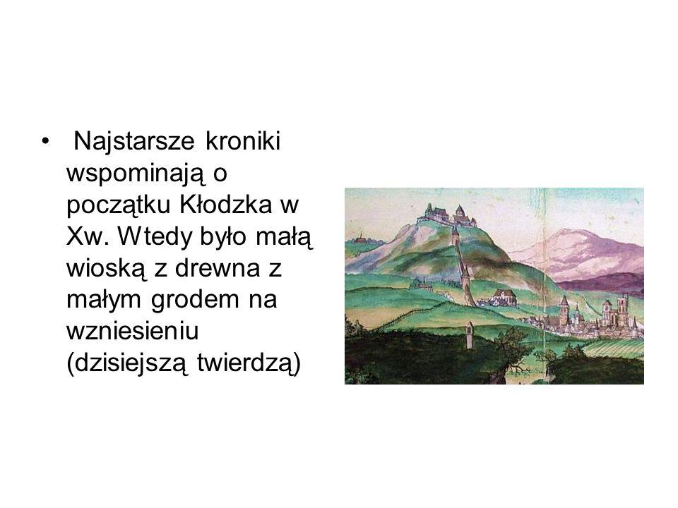 Należało ono wtedy do Czeskiego księcia Sławnika.Do XIIIw.