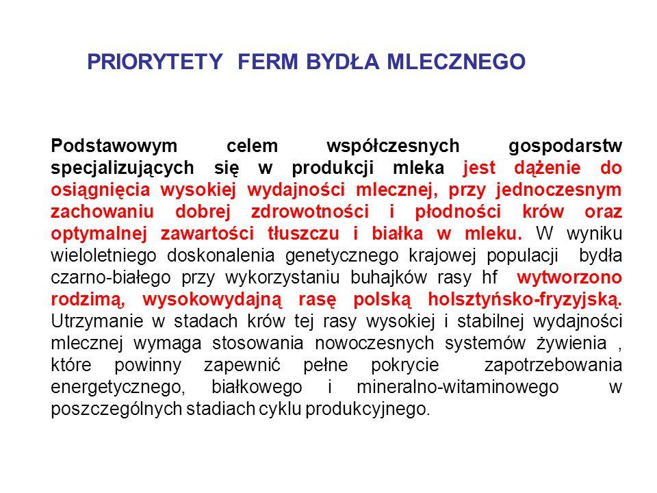 NOWOCZESNE SYSTEMY ŻYWIENIA KRÓW MLECZNYCH STOSOWANE W POLSCE Nazwa systemu normowania energii i białka oraz rok ostatniego wydania Kraje, w których głównie jest stosowany INRA,2009, IZ PIB-INRA (francuski)Francja, Polska, Irlandia DLG, 1997 (niemiecki)Niemcy, Polska NRC, 2001 (amerykański)USA, Izrael, Węgry, Włochy, Polska Stosowane systemy żywienia zwierząt przeżuwających mają wspólne podstawy.