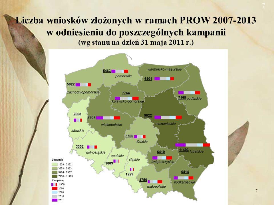 28 Całkowita powierzchnia gospodarstwa wynosi 67,15 ha Głównym kierunkiem działalności rolniczej jest produkcja roślinna.