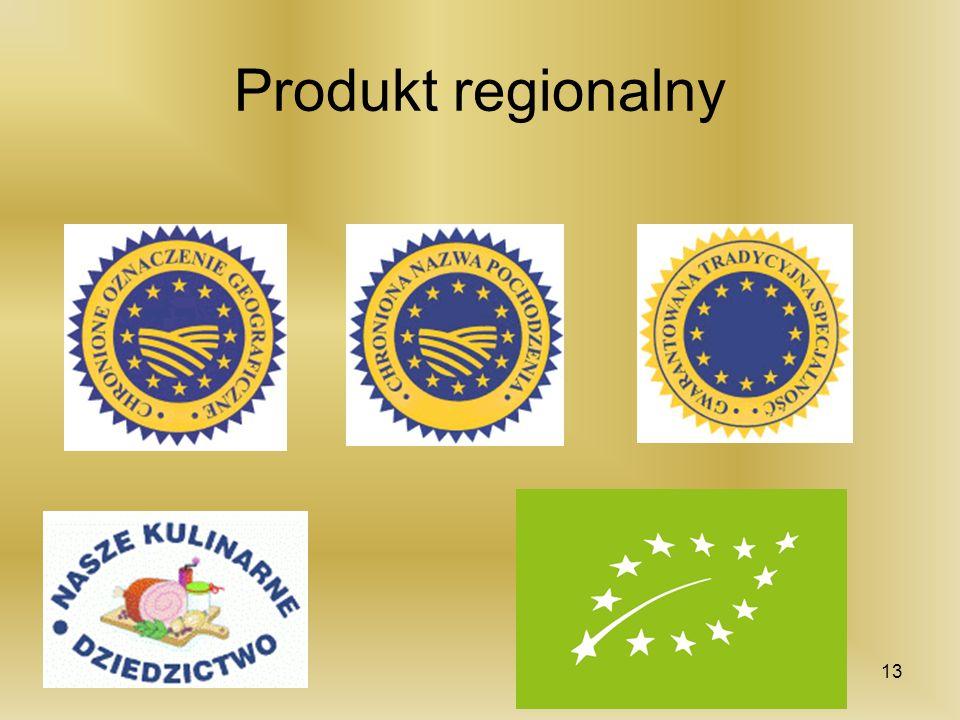 Produkt regionalny 13