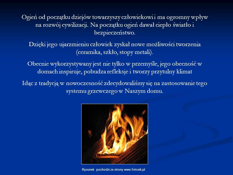Ogień od początku dziejów towarzyszy człowiekowi i ma ogromny wpływ na rozwój cywilizacji.