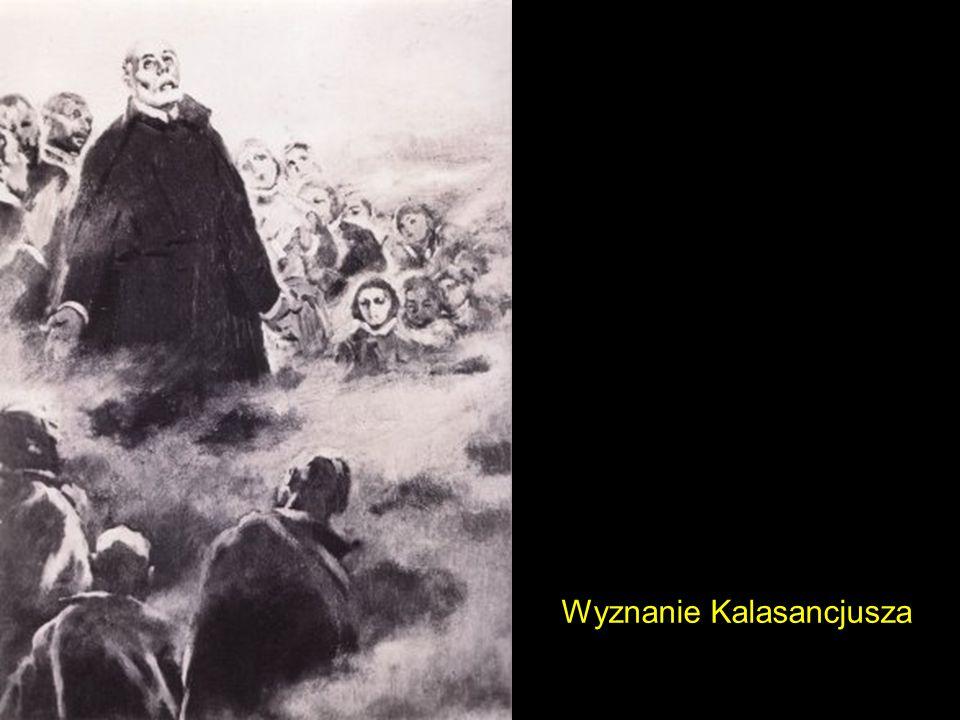 Wyznanie Kalasancjusza
