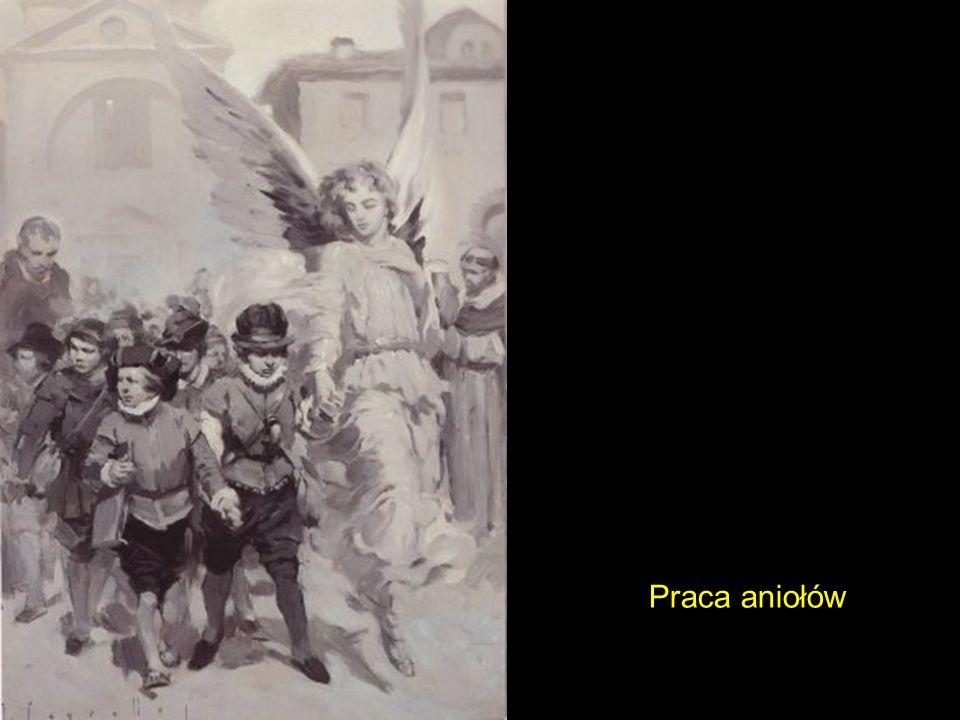 Praca aniołów