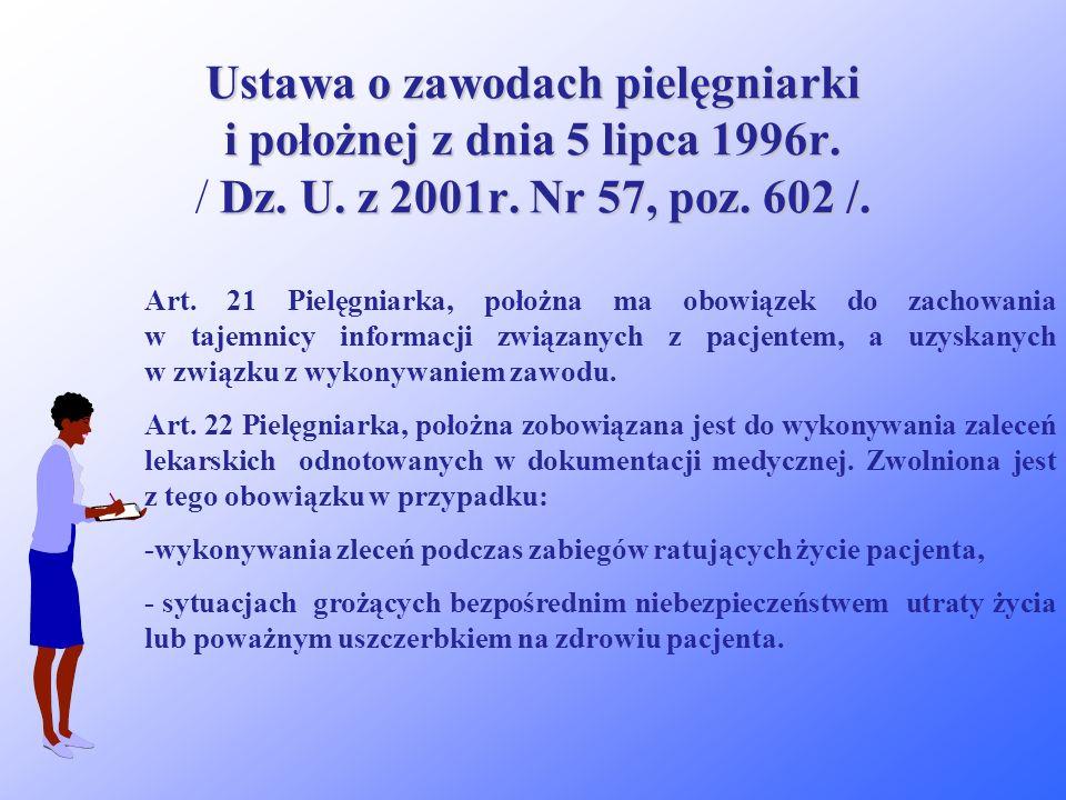 Ustawa z dnia 20 lipca 2001r o zmianie ustawy o powszechnym ubezpieczeniu zdrowotnym / Dz.