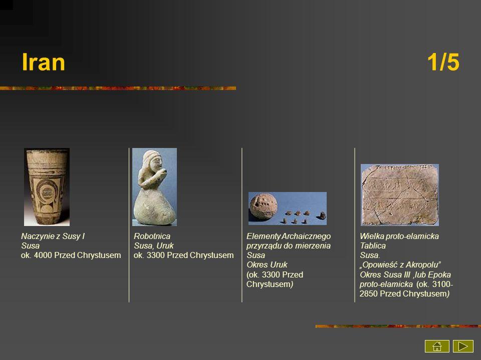 Od Prehistorii do Królestwa Środka (3800-1550 p.n.e.) 3/4 Siedzący Skryba Sakkara ok.