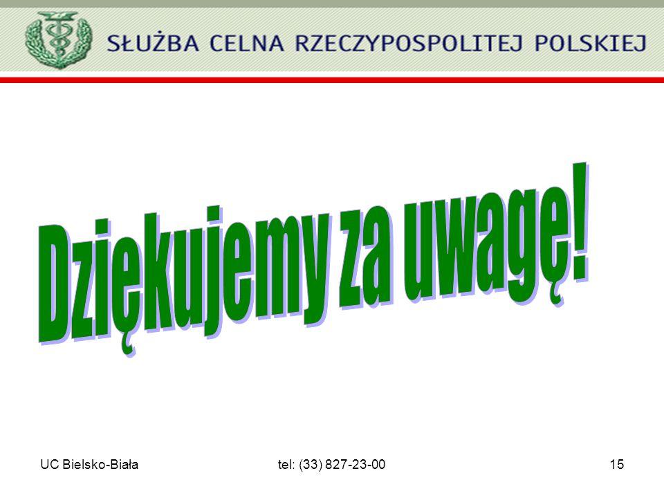UC Bielsko-Białatel: (33) 827-23-0015
