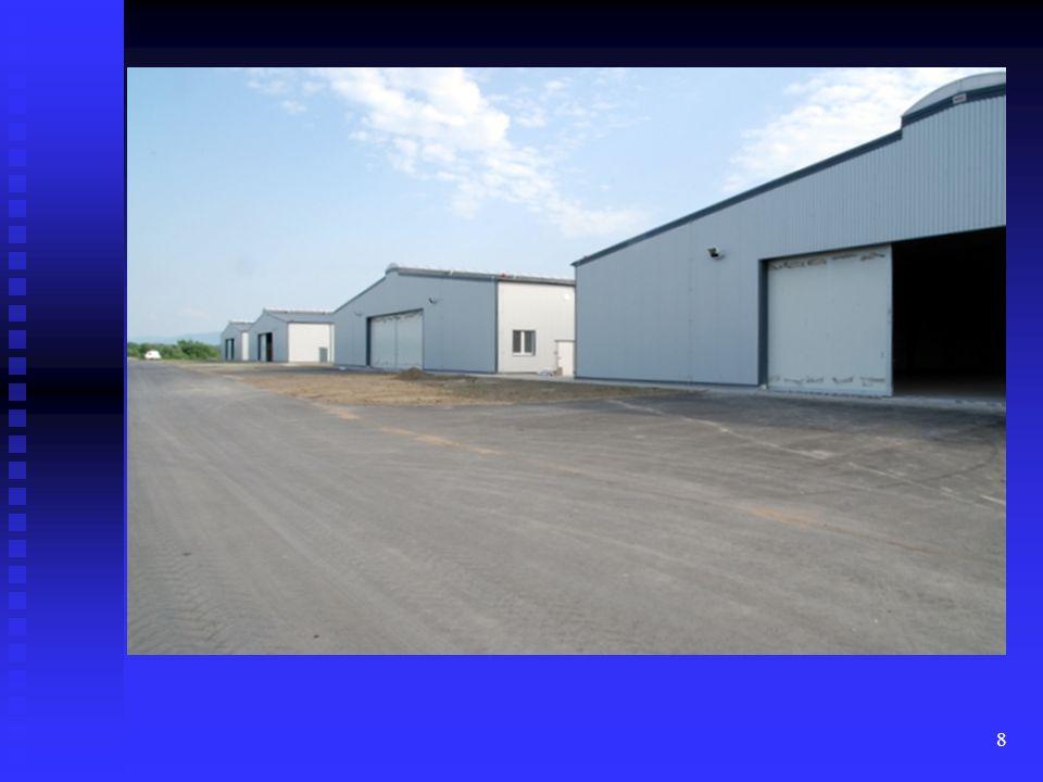 19 Park Technologiczny Przemysłu Lotniczego w Kaniowie jest doskonale położony i skomunikowany – znajduje się w bliskim sąsiedztwie drogi krajowej nr 1 łączącej południe Polski z Wybrzeżem oraz autostrady A4 łączącej zachodnią i wschodnią część Polski.