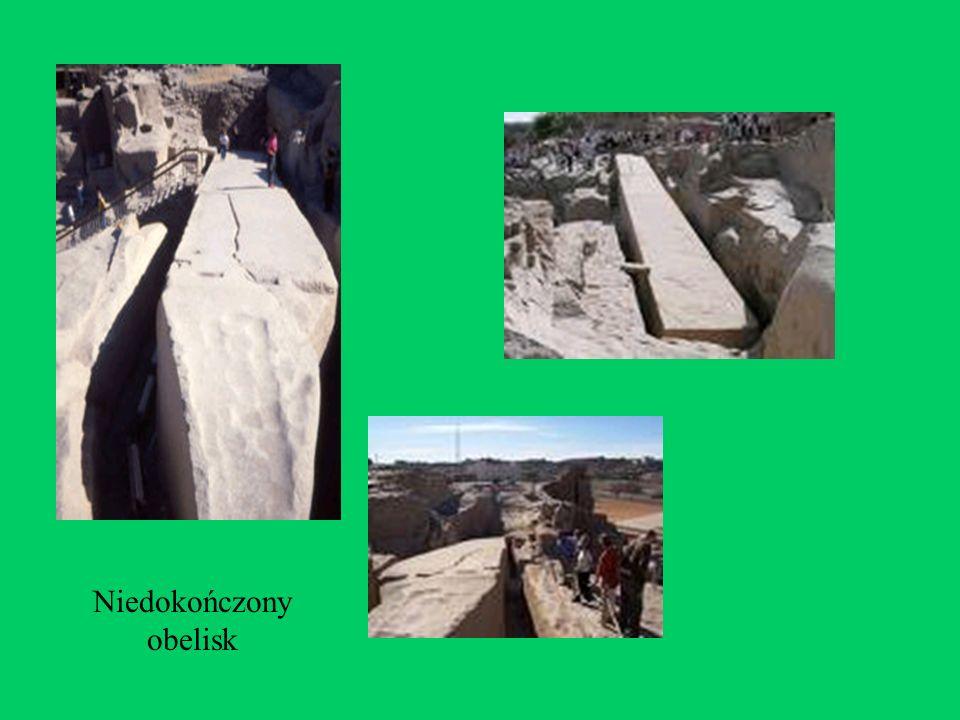 Niedokończony obelisk